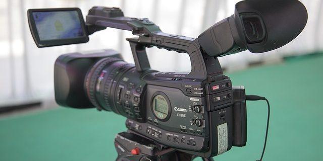 Noleggio videocamere